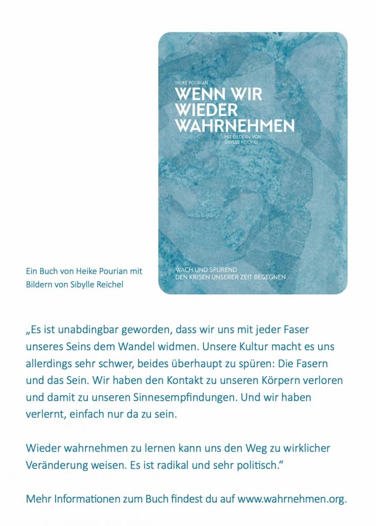 Nils Zierath: Ich schenke gemeinsam mit dem Buchteam ein Exemplar dieses sinnlichen Buches in den Lostopf.